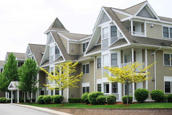 HOA, POA and apartment complexes