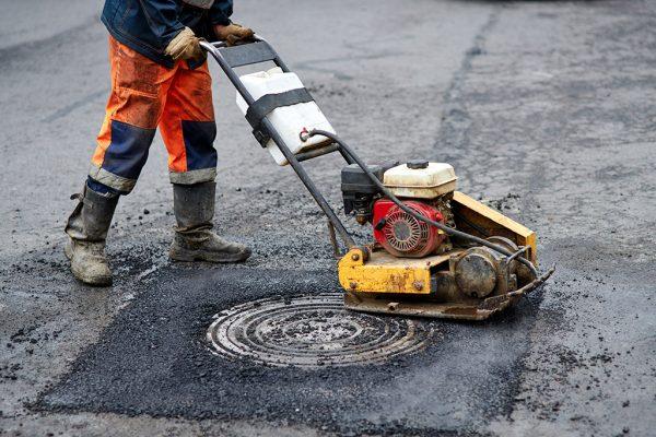 concrete and asphalt repair